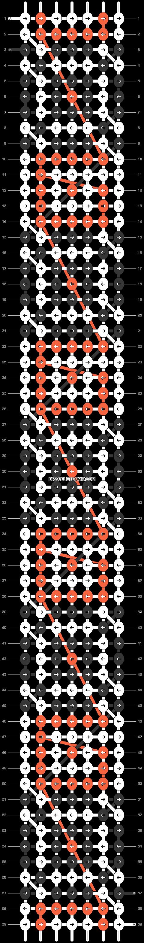 Alpha pattern #25309 pattern