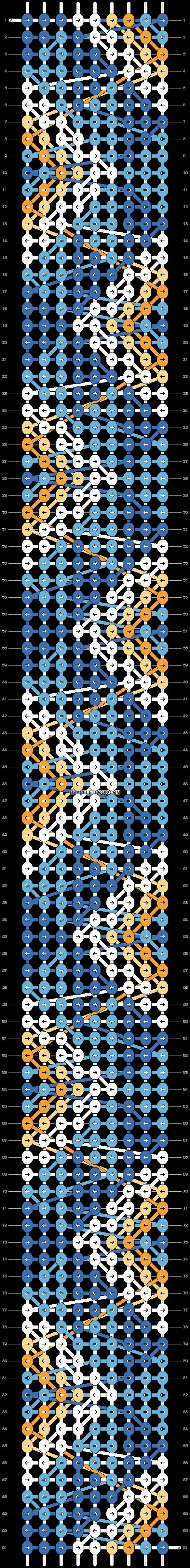 Alpha pattern #25312 pattern