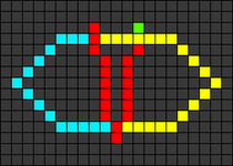 Alpha pattern #25314