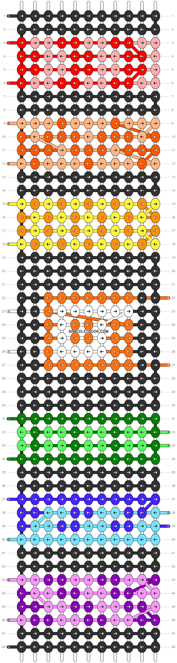 Alpha pattern #25315 pattern