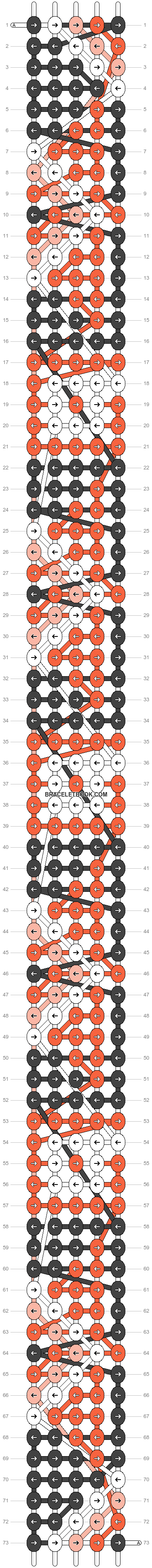 Alpha pattern #25318 pattern