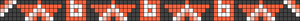 Alpha pattern #25318