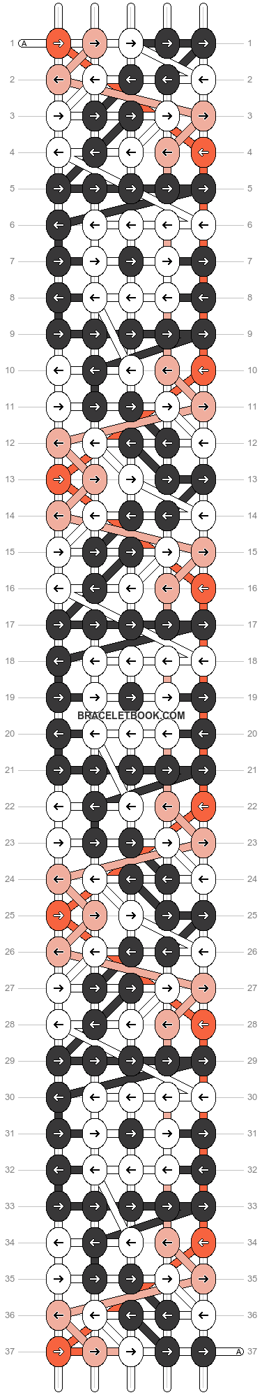 Alpha pattern #25319 pattern