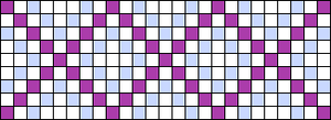 Alpha pattern #25320