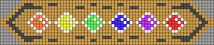 Alpha pattern #25322