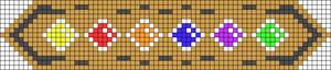 Alpha pattern #25324