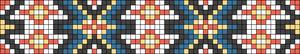Alpha pattern #25327