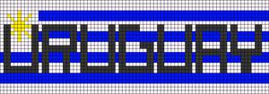 Alpha pattern #25328