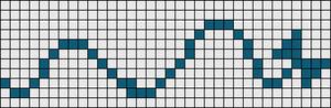 Alpha pattern #25329