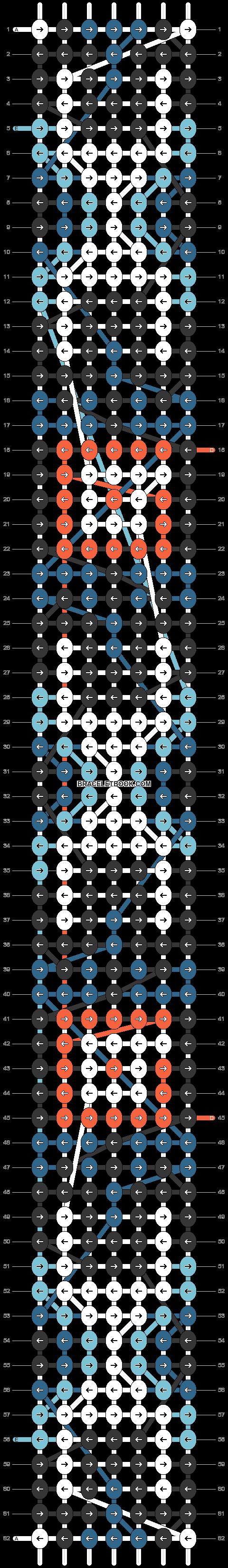 Alpha pattern #25334 pattern