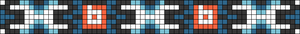 Alpha pattern #25334