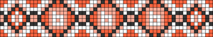 Alpha pattern #25335
