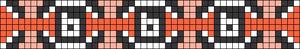 Alpha pattern #25336