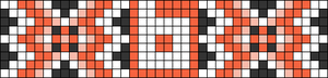 Alpha pattern #25337