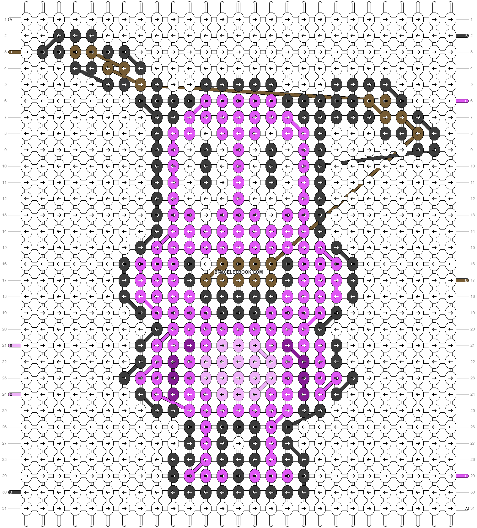 Alpha pattern #25338 pattern