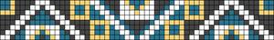 Alpha pattern #25347