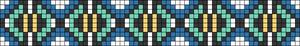 Alpha pattern #25348