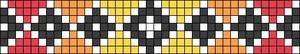 Alpha pattern #25349