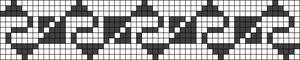 Alpha pattern #25350