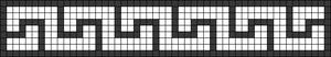 Alpha pattern #25351