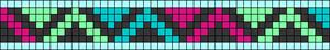 Alpha pattern #25354