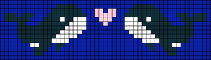Alpha pattern #25355