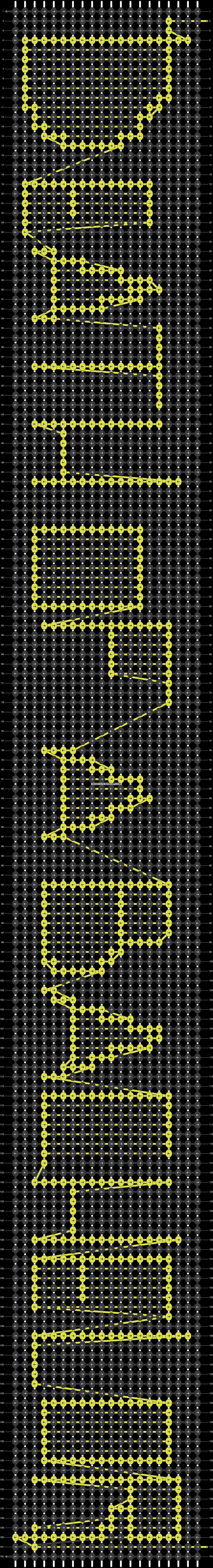 Alpha pattern #25360 pattern