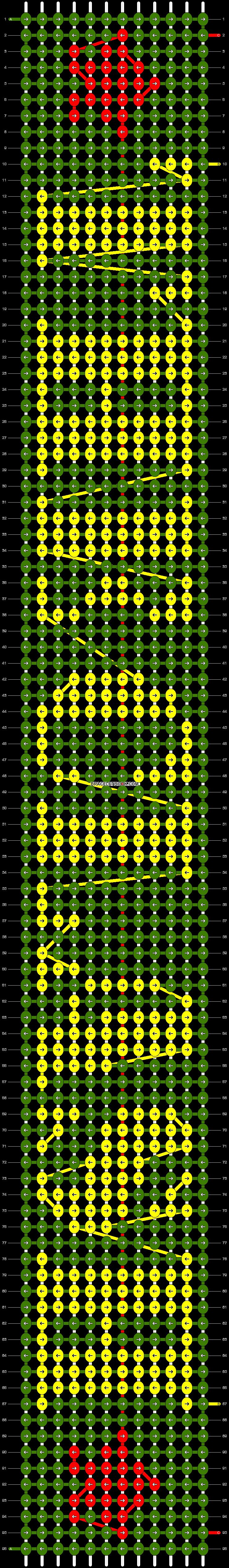 Alpha pattern #25373 pattern