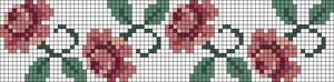 Alpha pattern #25378