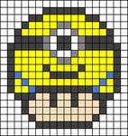 Alpha pattern #25403
