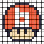Alpha pattern #25405