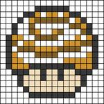 Alpha pattern #25408