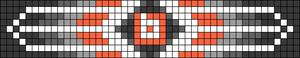Alpha pattern #25411
