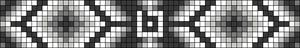 Alpha pattern #25413