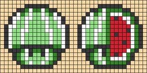Alpha pattern #25433