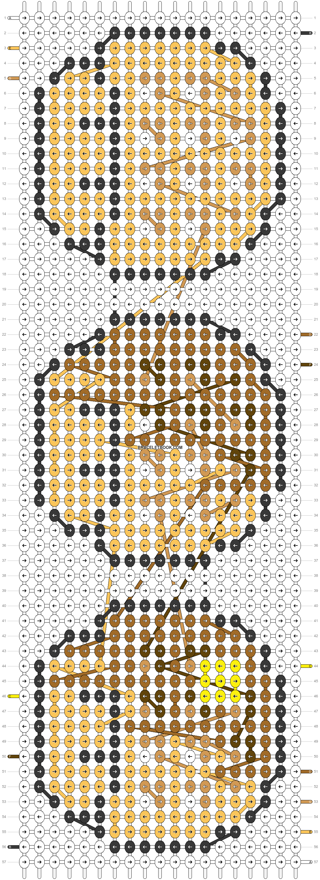 Alpha pattern #25436 pattern