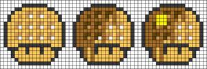 Alpha pattern #25436
