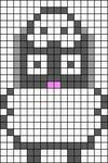 Alpha pattern #25472