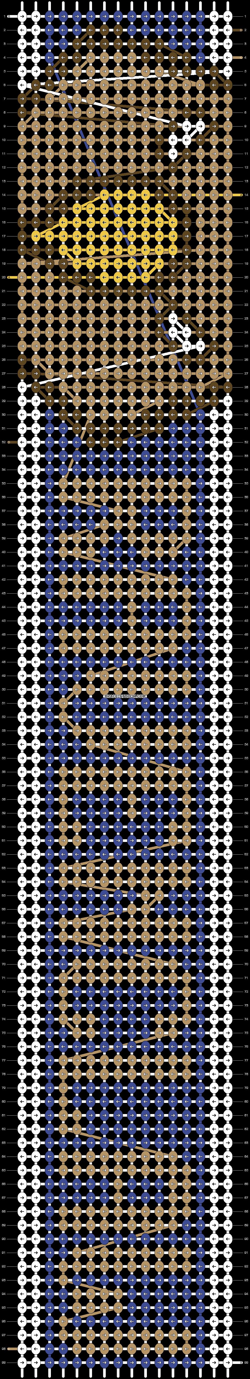 Alpha pattern #25482 pattern