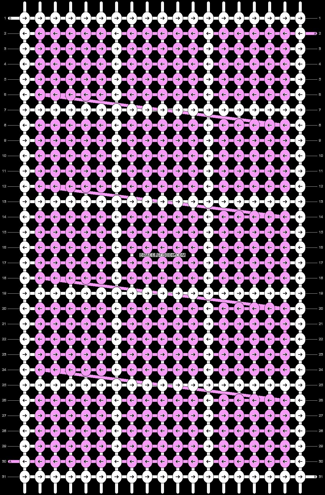 Alpha pattern #25518 pattern