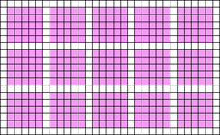 Alpha pattern #25518