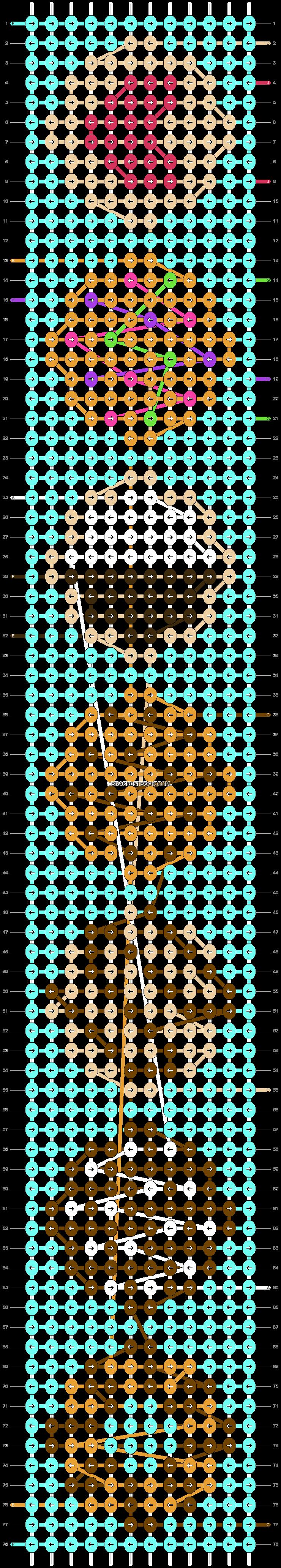 Alpha pattern #25520 pattern