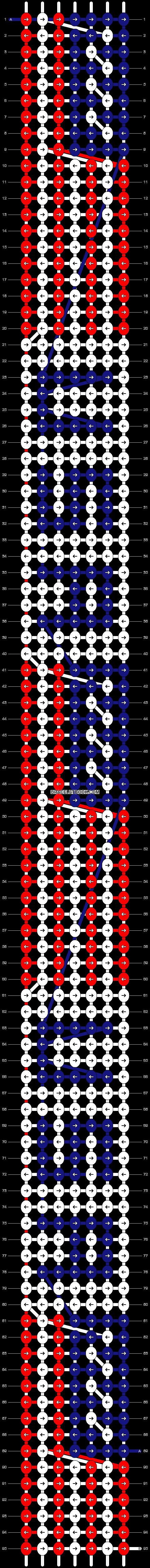 Alpha pattern #25532 pattern