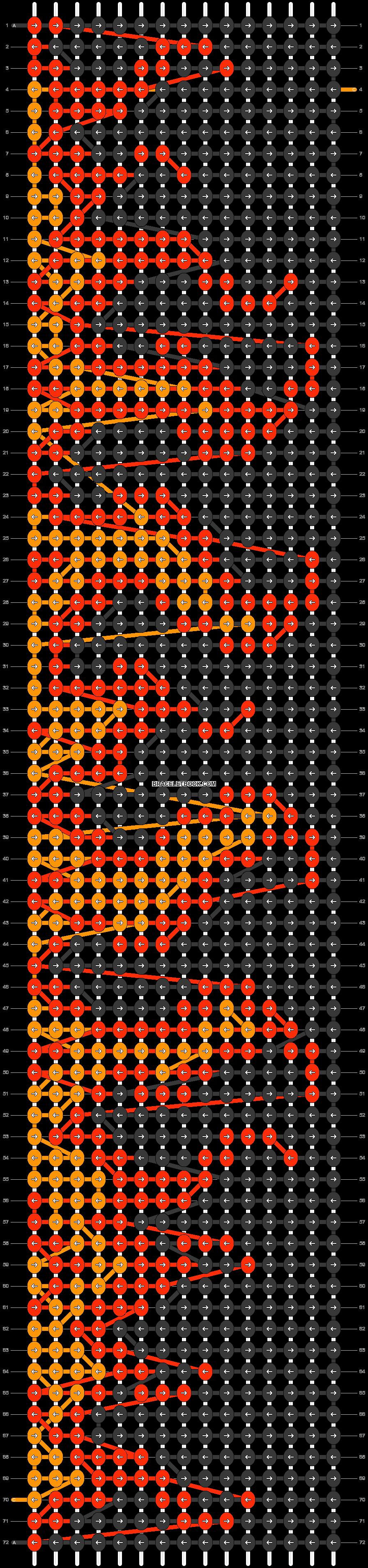 Alpha pattern #25564 pattern