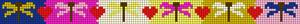Alpha pattern #25567