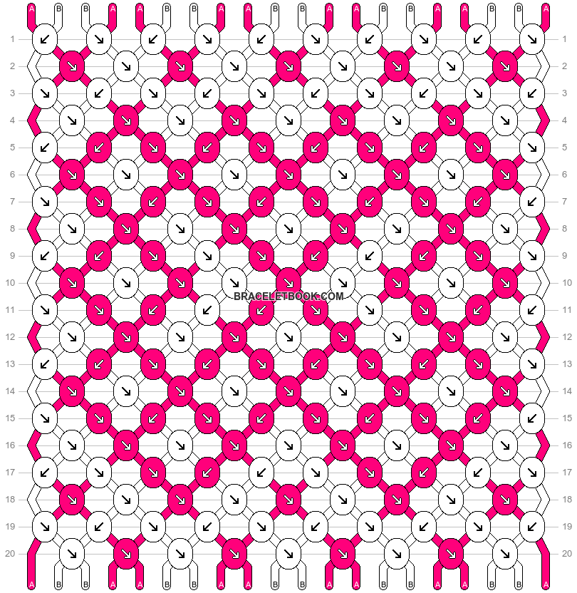 Normal pattern #25600 pattern