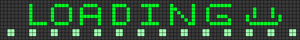 Alpha pattern #25652