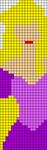 Alpha pattern #25691