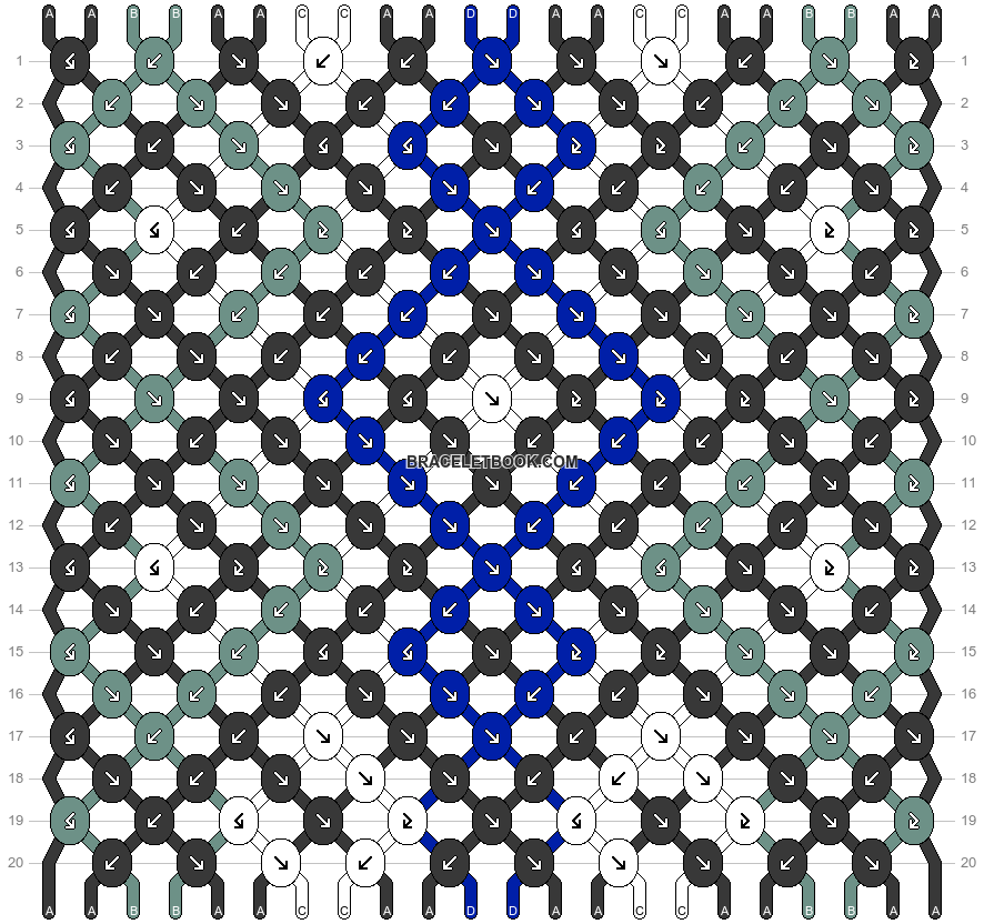 Normal pattern #25704 pattern