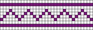 Alpha pattern #25711